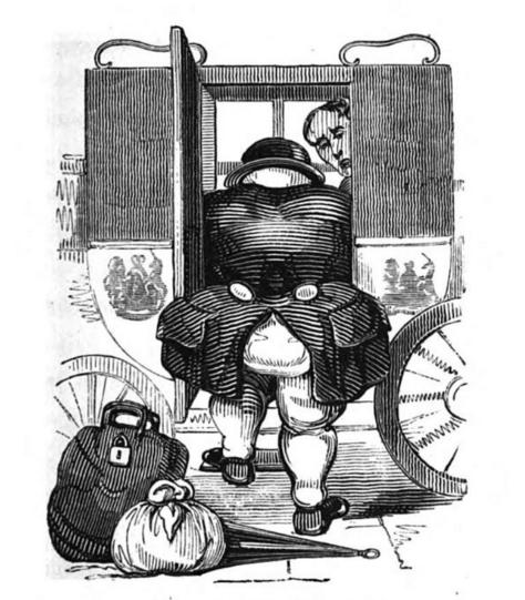 bred som en låvedør hood c a 1833
