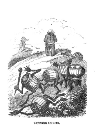 sprittønner med ben thomas hood comics a 1831