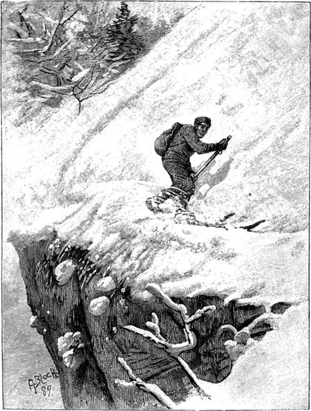 ingen skam å snu Andreas Bloch 1889