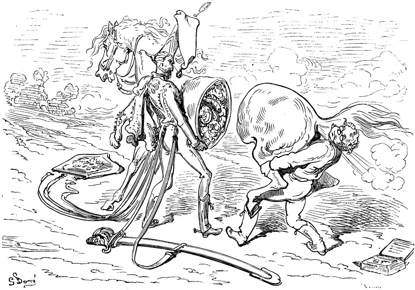 Gustave_Doré_-_Baron_von_Münchhausen_-_034