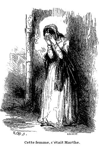 Marthe Sand Horace mutters alene