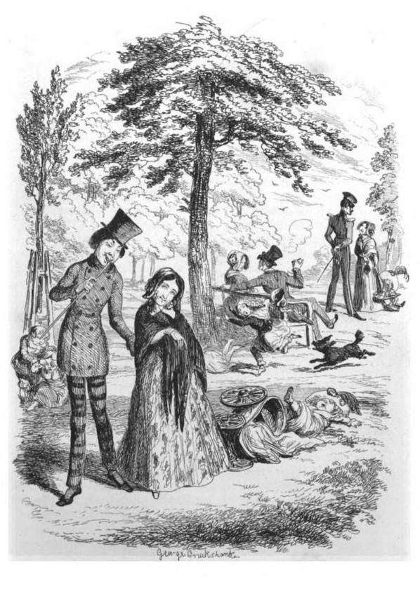 the-greatest-plague-of-life-cruikshank-1847-romantikk