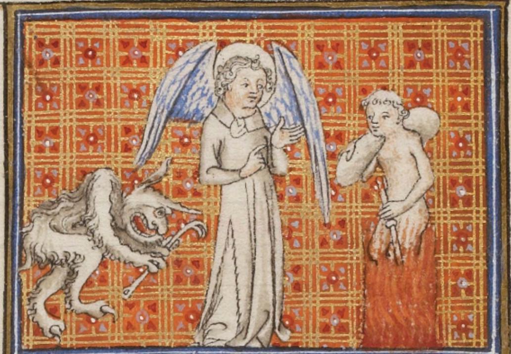 pèlerinage de vie humaine de Digulleville 3 1401-1410