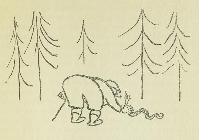 Thoralf Klouman gå tur kåseri 1928.PNG