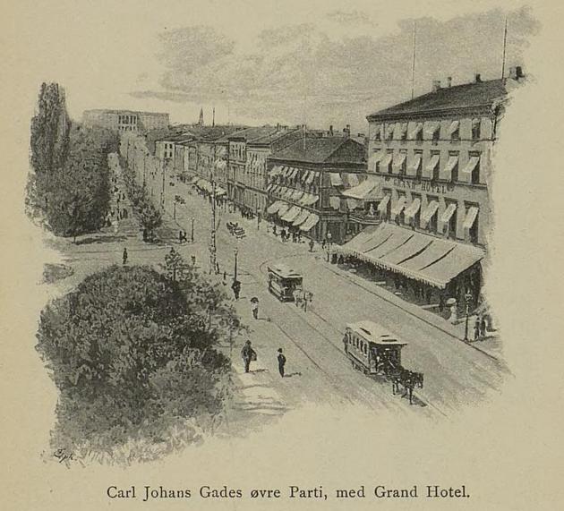 a bloch Carl Johanss Gade Christiania og Omegn1894