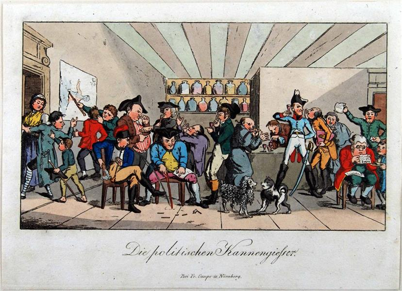 kannestøper Friedrich Campe (1777-1846)