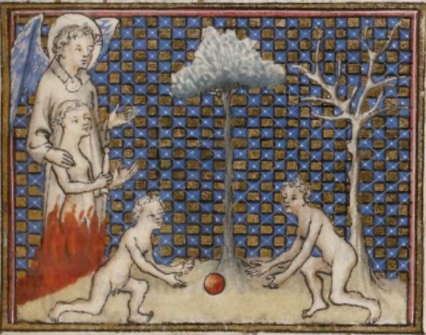 pèlerinage de vie humaine de Digulleville ballspill 1401-1410