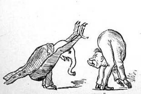 THACKERAY_S MARGINAL SKETCHES result of animal magnetism